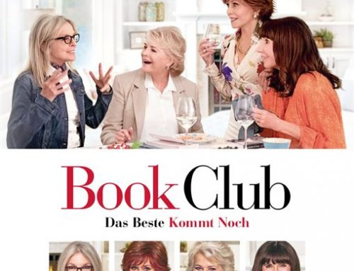 BOOK CLUB »FLICKS« (O: engl. mU)