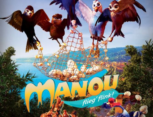 05.10.2019: MANOU – FLIEG' FLINK!