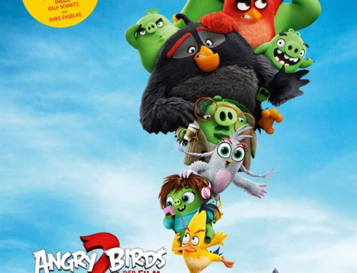 16.11.2019: ANGRY BIRDS 2